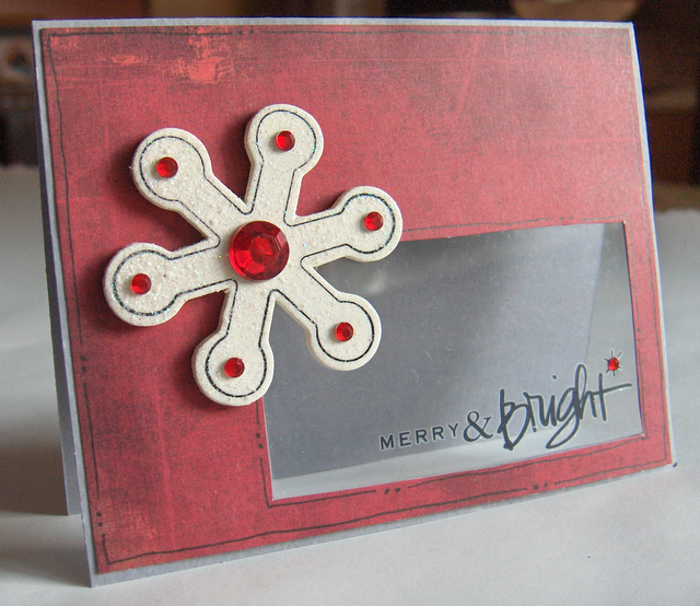CS Merry & Bright card