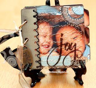 Joy Mini Album (Front Cover)(resize)