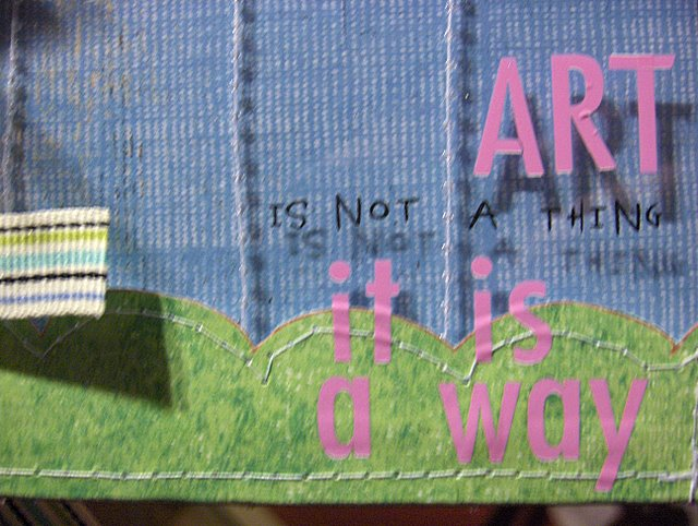 Art is a way album2
