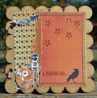 Halloween Mini Cover