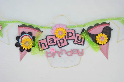 clear scraps blog happy birthday banner
