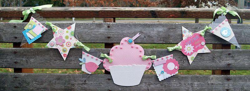 Cupcake Banner-Elisa K