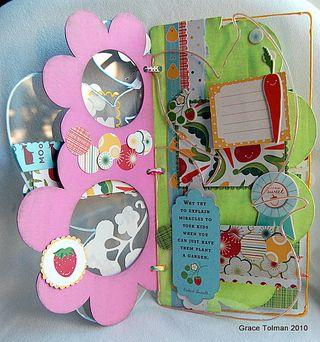 My garden minibook (5)