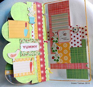 My garden minibook (7)