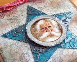 Santa Card 1a 2010
