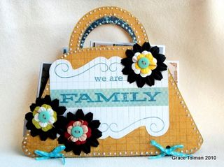 We are family mini