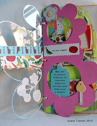 My garden minibook (4)