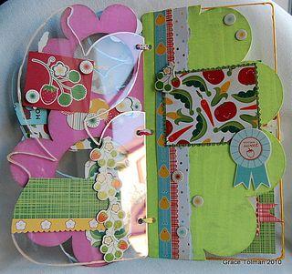 My garden minibook (6)