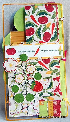 My garden minibook (8)