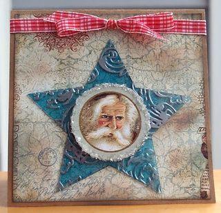 Santa card 2010