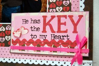 Key to my heart (3)