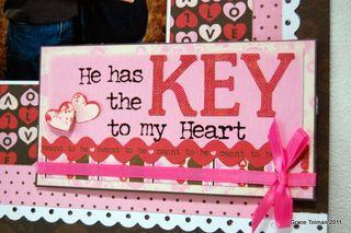 Key to my heart (3)