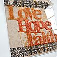 Love, Hope & Faith