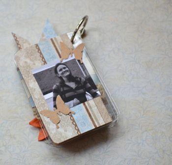400-Clear-Scrap-Creating-Made-Easy-MINI-Mini-album-acrylic-friends6