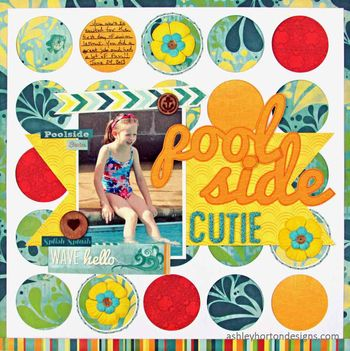 Pool side cutie1