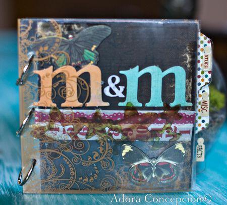 MM Album Adora