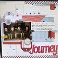 Journey Layout by Jennifer