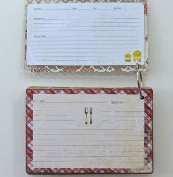 Secret Recipe Album Pinky Hobbs Creating Made Easy September Kit Farmhouse6