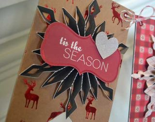 Christmas chipboard banner2
