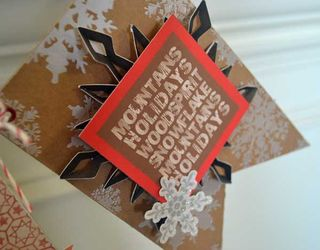 Christmas chipboard banner6