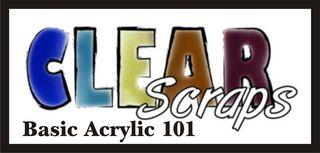 Basic Acrylic 101