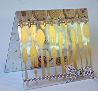 Clear Scraps Utensil Mascil Card Pinky Hobbs1
