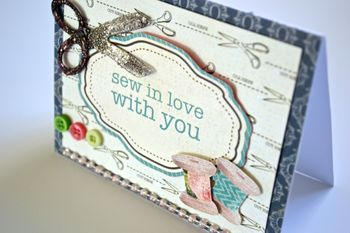 Sewing Cards Love Creating Made Easy Clear Scraps Pinky Hobbs Xyron3