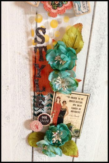 April Kit Acrylic wall hanging3