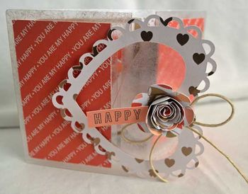 Valentine send it clear tutorial12