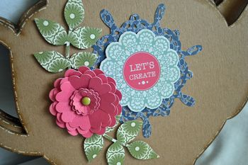 Tea pot mini chipboard mini2