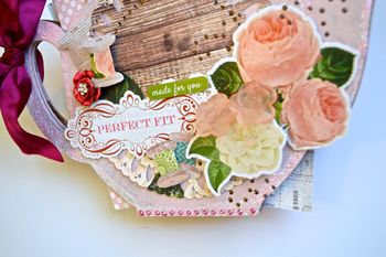Teapot Album Clear Scraps Creating Made Easy Pinky Hobbs Xyron13