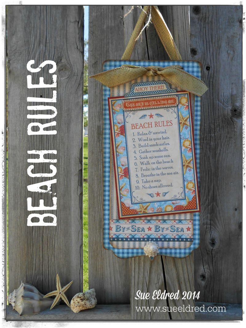 Beach Rules 2