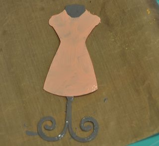 Clear scraps_dress form_step 1