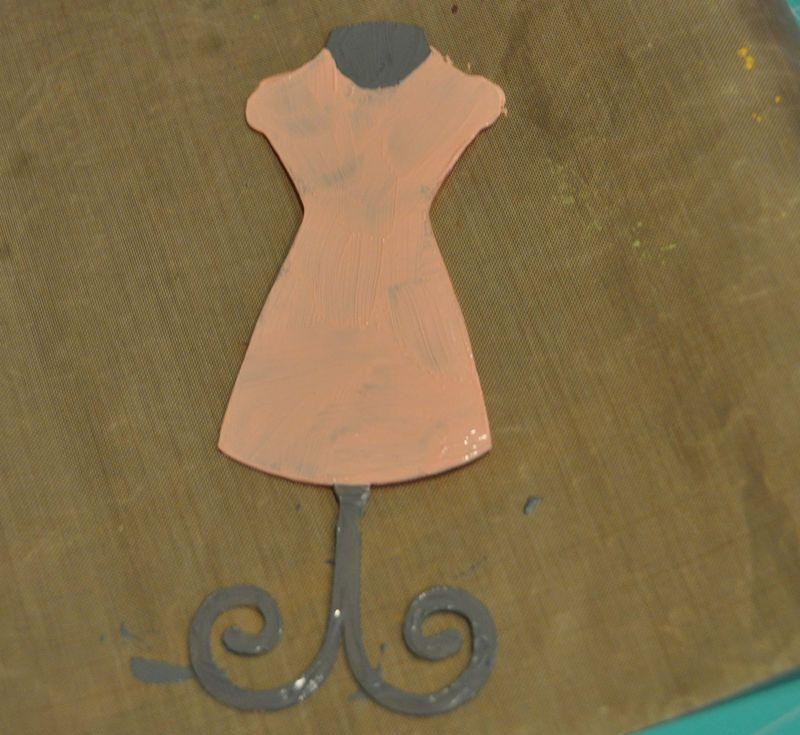 Clear scraps_dress form_step 1