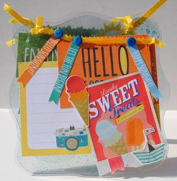 Sweet treats photo page