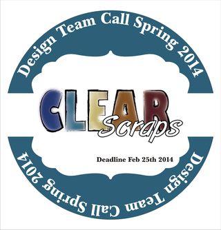2014 Design team Call