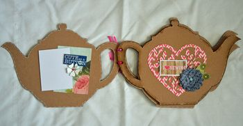 Tea pot mini chipboard mini3