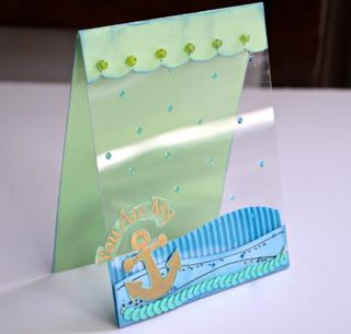 Beach Cards Avocado Arts Anchor Acrylic Pinky Hobbs Xyron Clear Scraps15