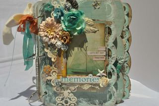 Mixers_mini album_clear scraps_prima_nancy keslin