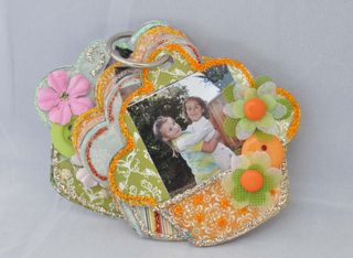Hello_cupcake_keychain_mini album_nancy keslin_page 3