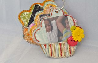 Hello_cupcake_keychain_mini album_nancy keslin_page 4