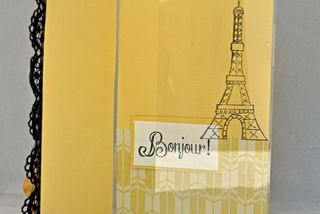 Bonjour_clear scraps_nancy keslin_card