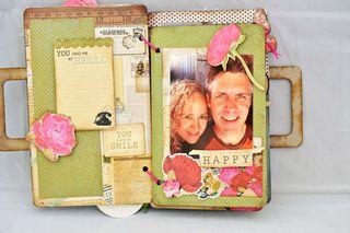 Family_mini album_luggage_clearscraps_nancy keslin