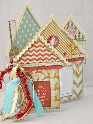 Holiday_mini album_clear scraps_nancy keslin