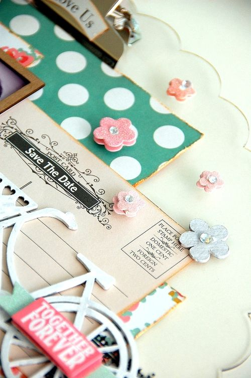 A Beautiful Moment Clipboard by Irene Tan 03