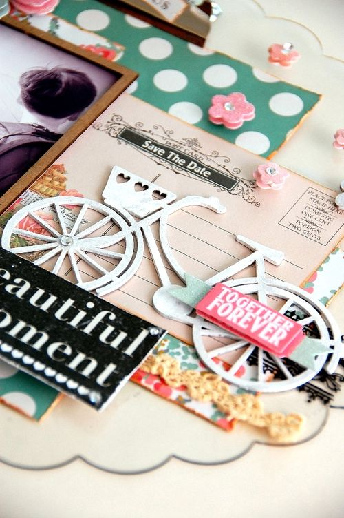 A Beautiful Moment Clipboard by Irene Tan 04