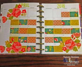 April Planner Layout2