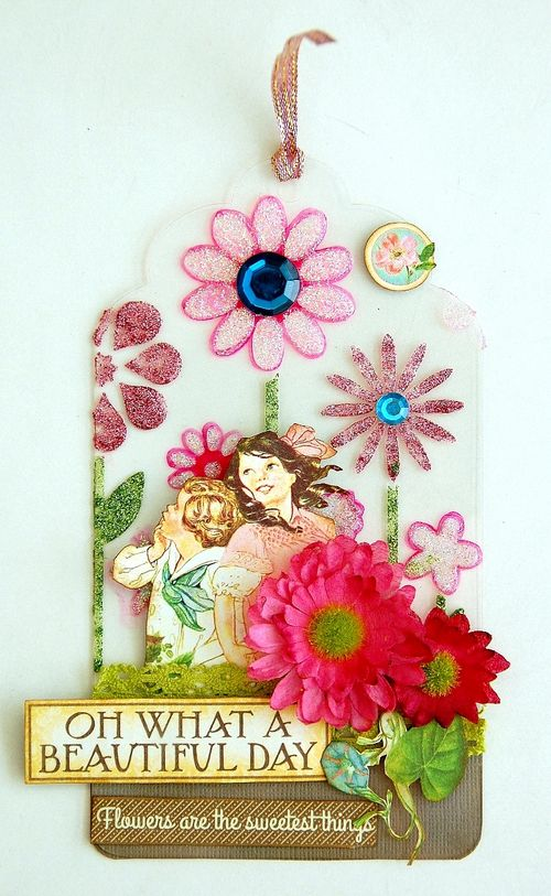 Oh What A Beautiful Day Tag by Irene Tan 01