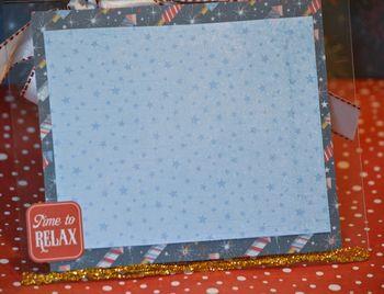 June Kit Creating Made Easy Pinky Hobbs Mini Album Stencil Krylon Clear Scraps6