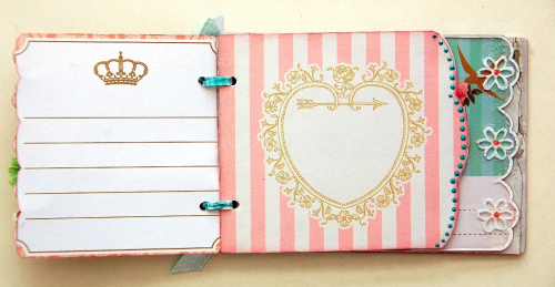 Happily Ever After Mini Album by Irene Tan 02